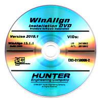 Обновление WebSpecs-2019INT WA консоль (с ключом)) HUNTER WebSpec-2019INT