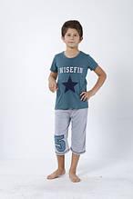 Футболка+шорти дитяча для хлопчика 18524 Sexen