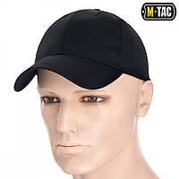 Бейсболка M-TAC рип-стоп черная, фото 1