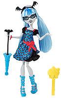 Кукла Монстер Хай Гулия Йелпс из серии Чумовое слияние Monster High Freaky Fusion Ghoulia Yelps