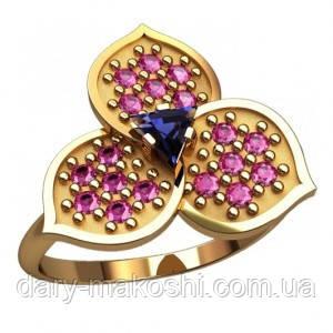 Золотое кольцо - Традесканция
