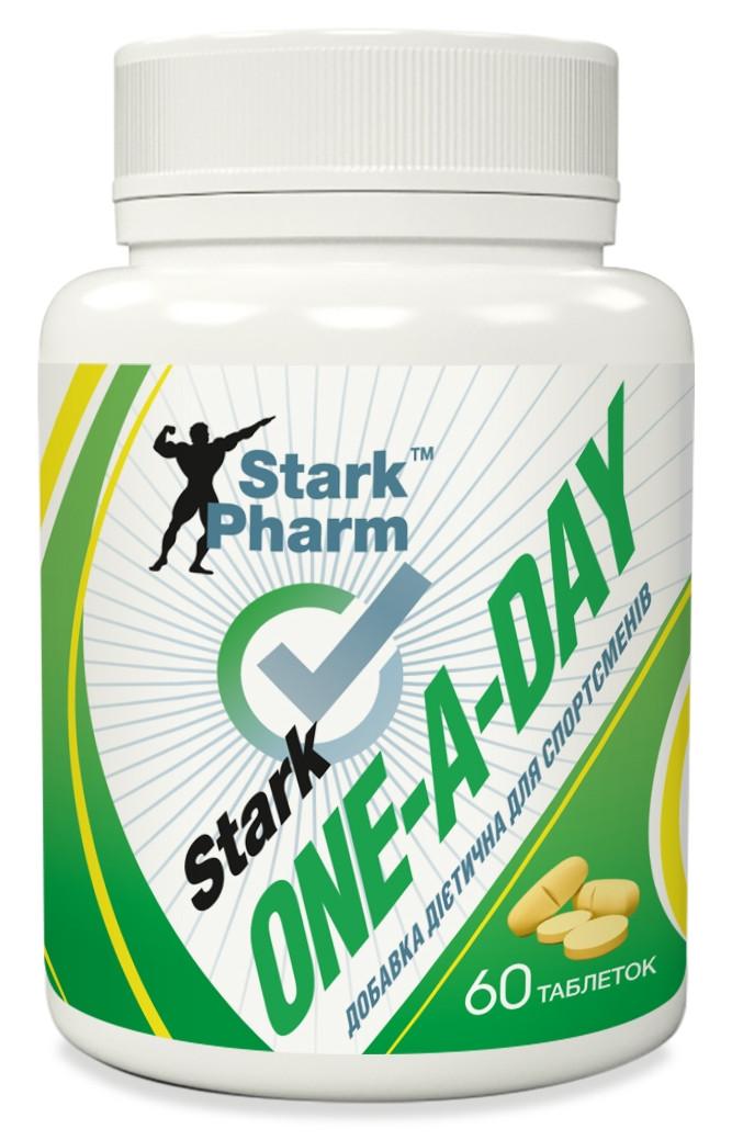 Витаминно-минеральный комплекс Stark Pharm - One-A-Day (60 таблеток)