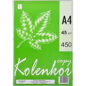Бумага «Коленкор» 450 листов газетка                        B450G