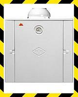 Газовый котел Гелиос АОГВ 10Д правый. Дымоходный энергонезависимый, фото 1