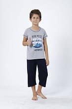 Футболка+шорти дитяча для хлопчика 18508 Sexen