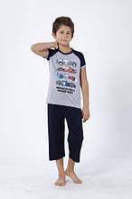 Футболка+шорти дитяча для хлопчика 18511 Sexen