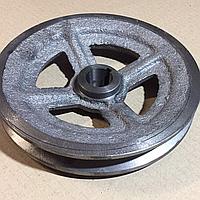 Шкив компрессора КрАЗ МАЗ 500-3509130-12