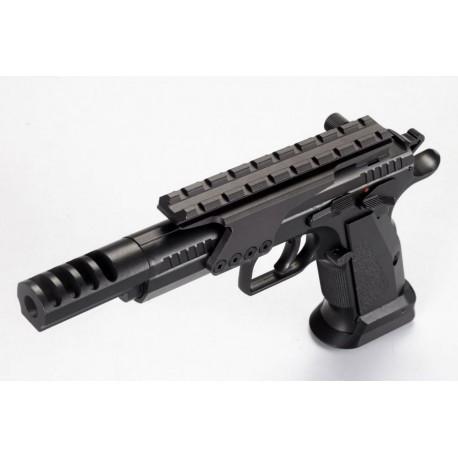 Пневматический пистолет KWC KMB89AHN
