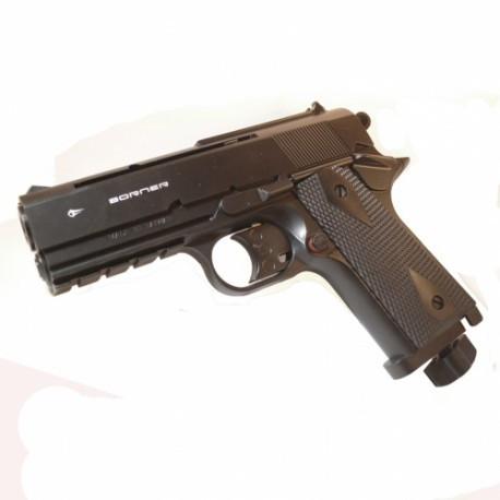 Пневматический пистолет BORNER Wc401,