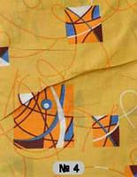 Полуторное постельное белье Инесс абстракция