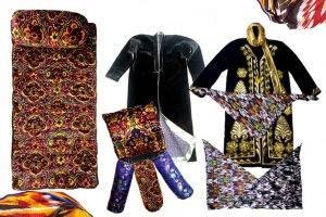 Узбецькі національні тканини і одяг