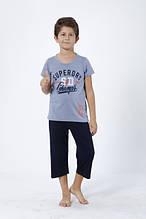 Футболка+шорти дитяча для хлопчика 18509 Sexen