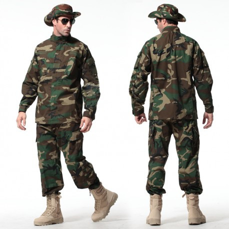 Костюм True Guard вудленд