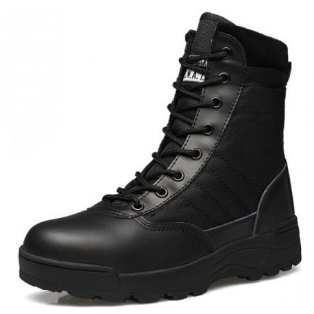 Ботинки SWAT-black