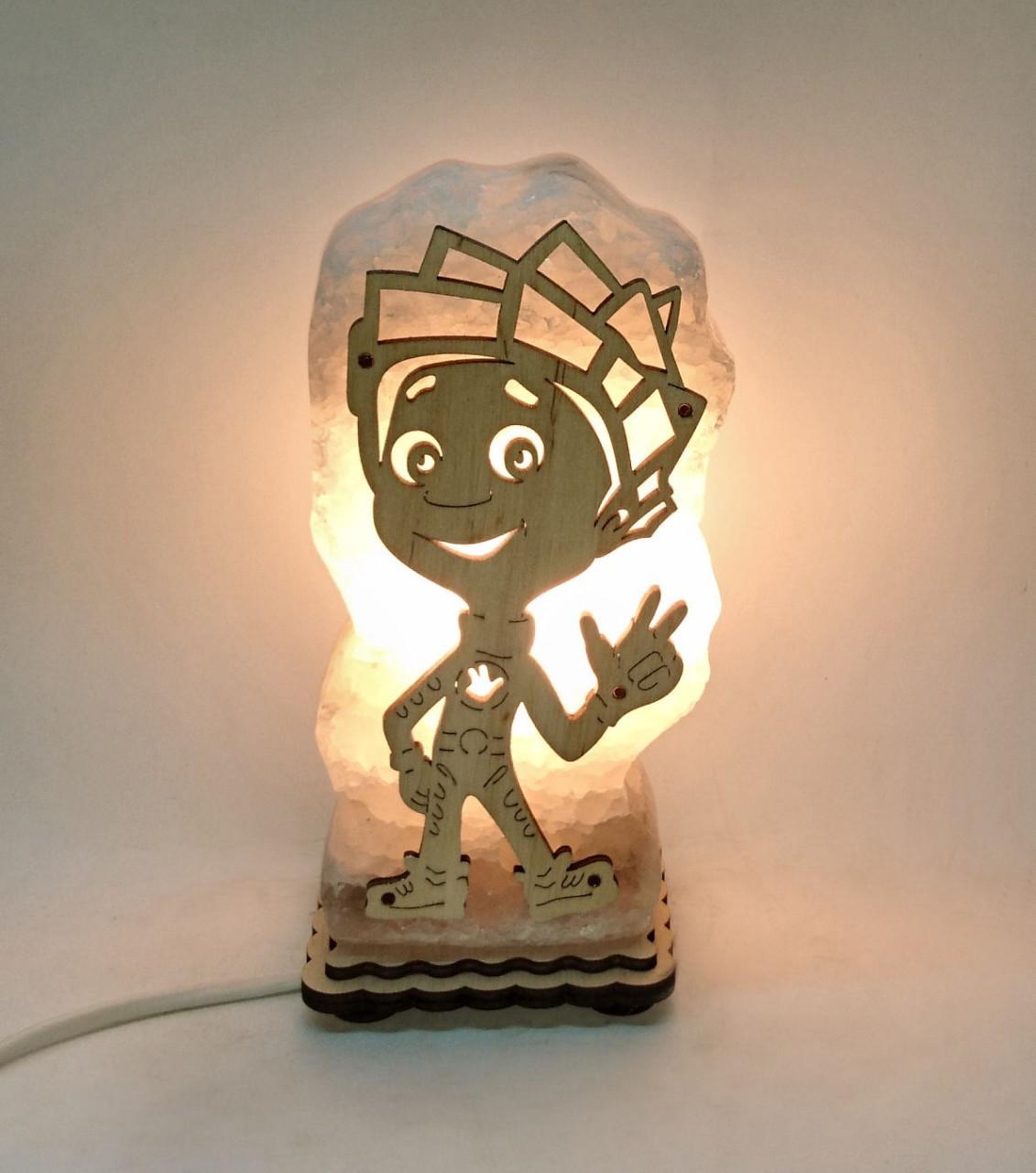 Соляной светильник Фиксик 5