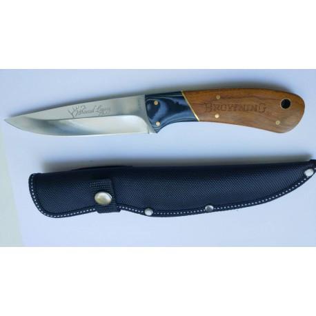 Нож охотничий Browning G102