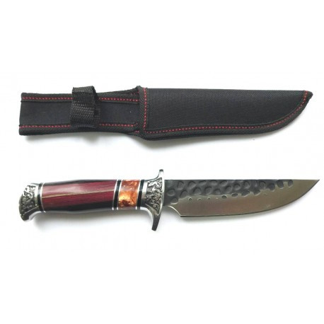 Нож охотничий Kandar Дамаск - 2