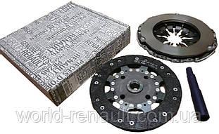 Комплект сцепления на Рено Лагуна III 1.5dci K9K - КПП TL4 / Renault ORIGINAL 302057505R / 302050237R