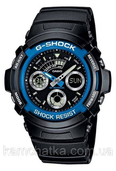 Мужские часы Casio G-Shock AW-591-2AER