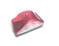 Подсветка номера красная 1873 под лампочку/комплект 2шт