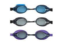 Intex очки для плавания