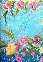 Постельное белье двуспальное бирюзового цвета