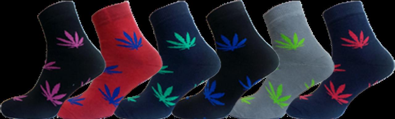 """Шкарпетки жіночі конопля оптом """"lomani"""""""