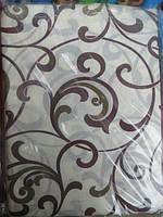 Постельное белье двуспальное недорогое вензель