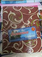 Постельное белье двуспальное шоколадный вензель