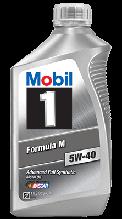 Моторное масло Mobil 1 Formula M  5W-40
