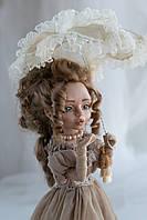 Авторская кукла - Воздушный поцелуй из 19 века.(0933340864 Ирина)
