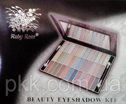 Набор теней Ruby Rose палитра теней для глаз 9208