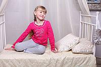 """Детская пижама для девочек """"Сердечко"""""""