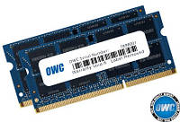 Память 16GB (2 x 8GB) OWC DDR3L SO-DIMM 1600MHZ MacBook Pro  iMac Mac mini Киев, фото 1