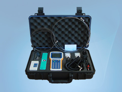 Расходомер жидкости ультразвуковой портативный DMTF-H