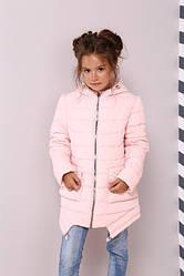 Детская осенняя удлиненная куртка  Джейд  NUI VERY (нью вери)