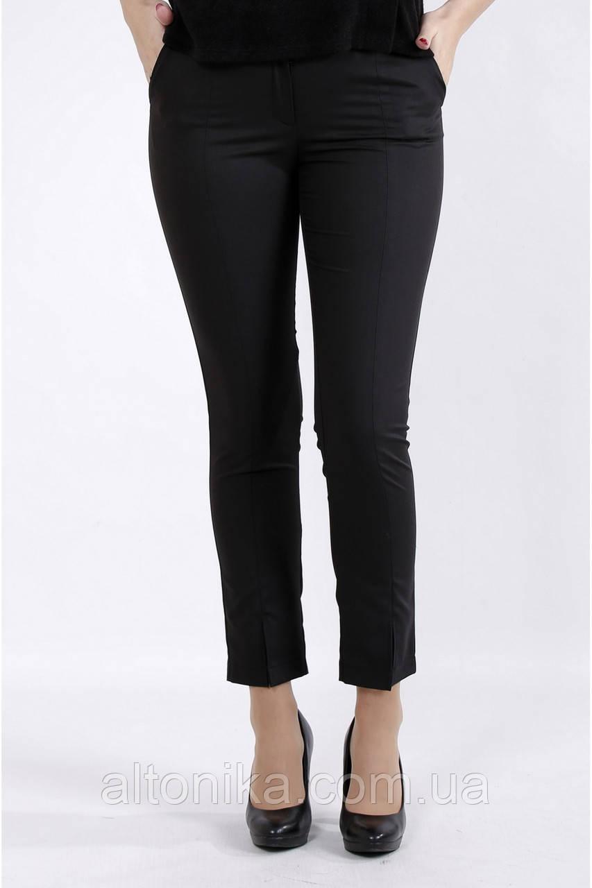Женские деловые укороченные брюки | 42-74
