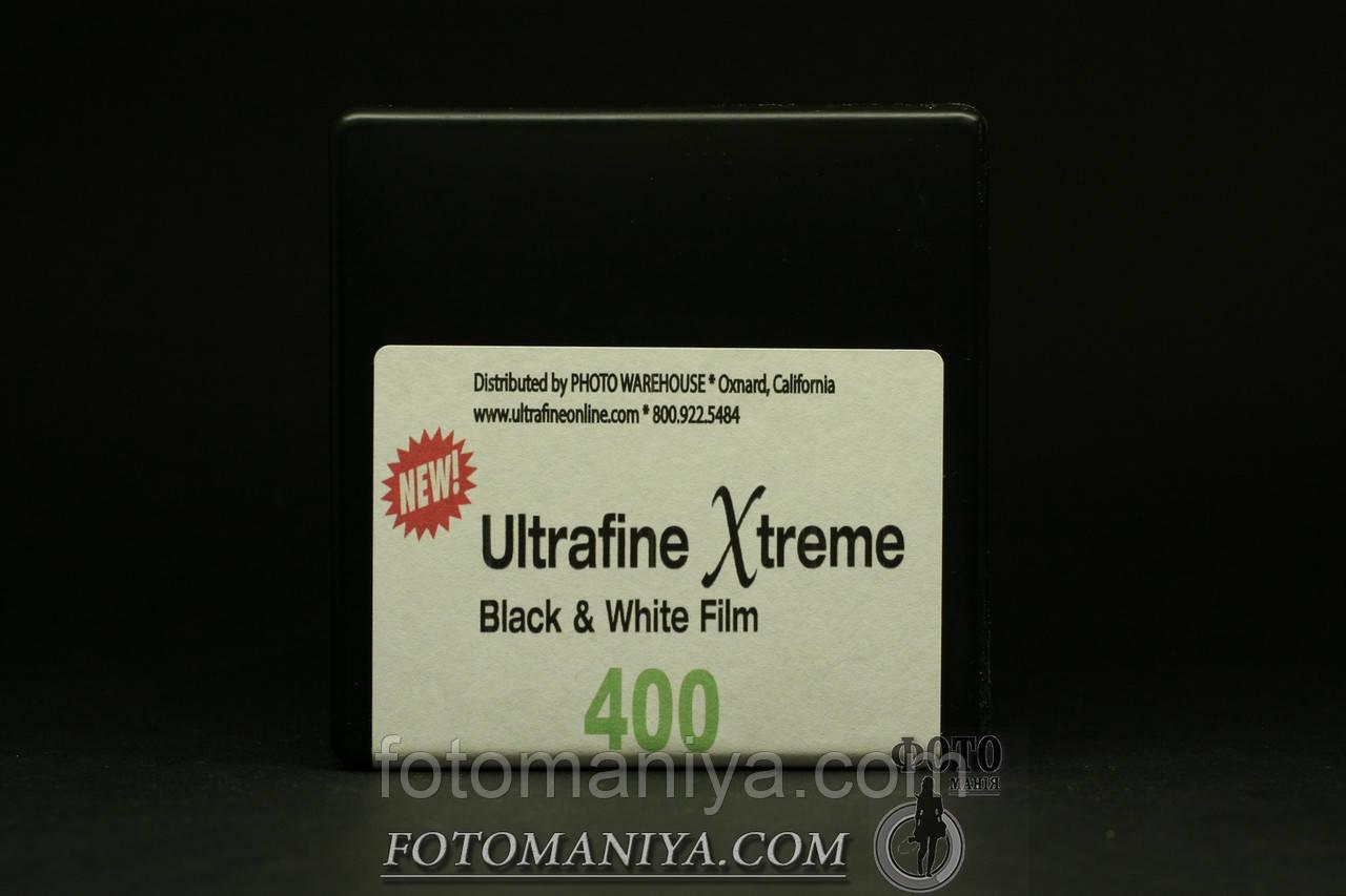 Фотоплівка негативна, чорно-біла Ultrafine Xtreme ISO 400 рулон 30,5 m
