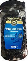 Турецкие оливки черные вяленые (маслины) 1250 г MB Olives 2XS