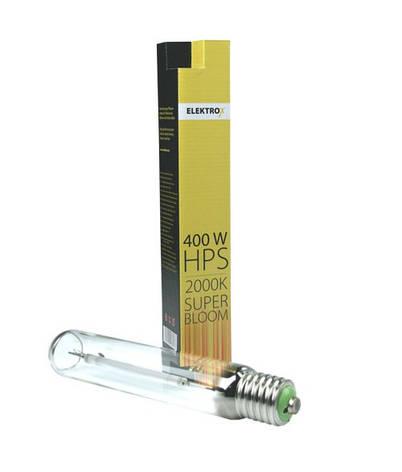 Лампа ДНАТ Elektrox SUPER BLOOM HPS lamp 400W, фото 2
