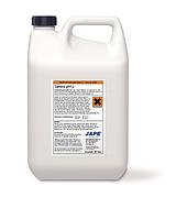 Щелочный концентрат Sanera pH12 5л для очистки копоти, масла, смазки
