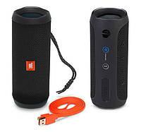 Колонка портативная беспроводная JBL Flip 4 Bluetooth акустика Replica (Flip 4+)