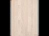 Паркетная доска Befag 3-полосная Ясень Натур, белый (лак), фото 2