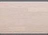 Паркетная доска Befag 3-полосная Ясень Натур KIEV, жемчужно-белый (лак), фото 2