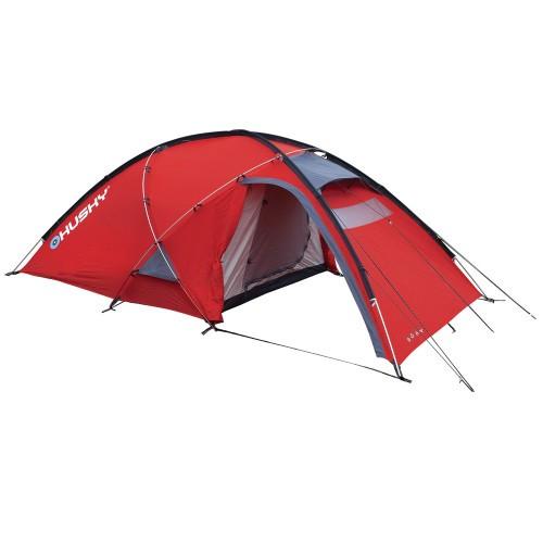 Палатка HUSKY Extreme FELEN 3-4 Красная