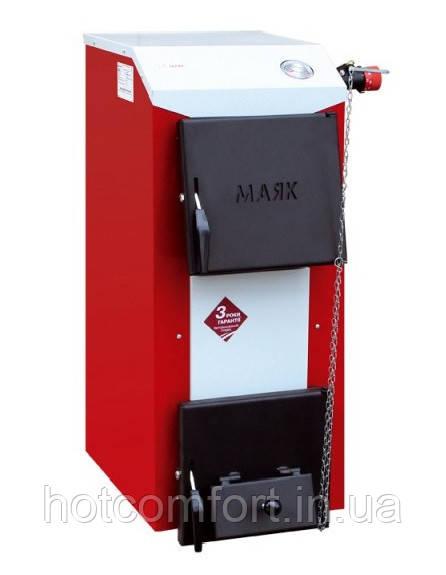 Твердотопливный котел (12 кВт) МАЯК АОТ-12 Стандарт