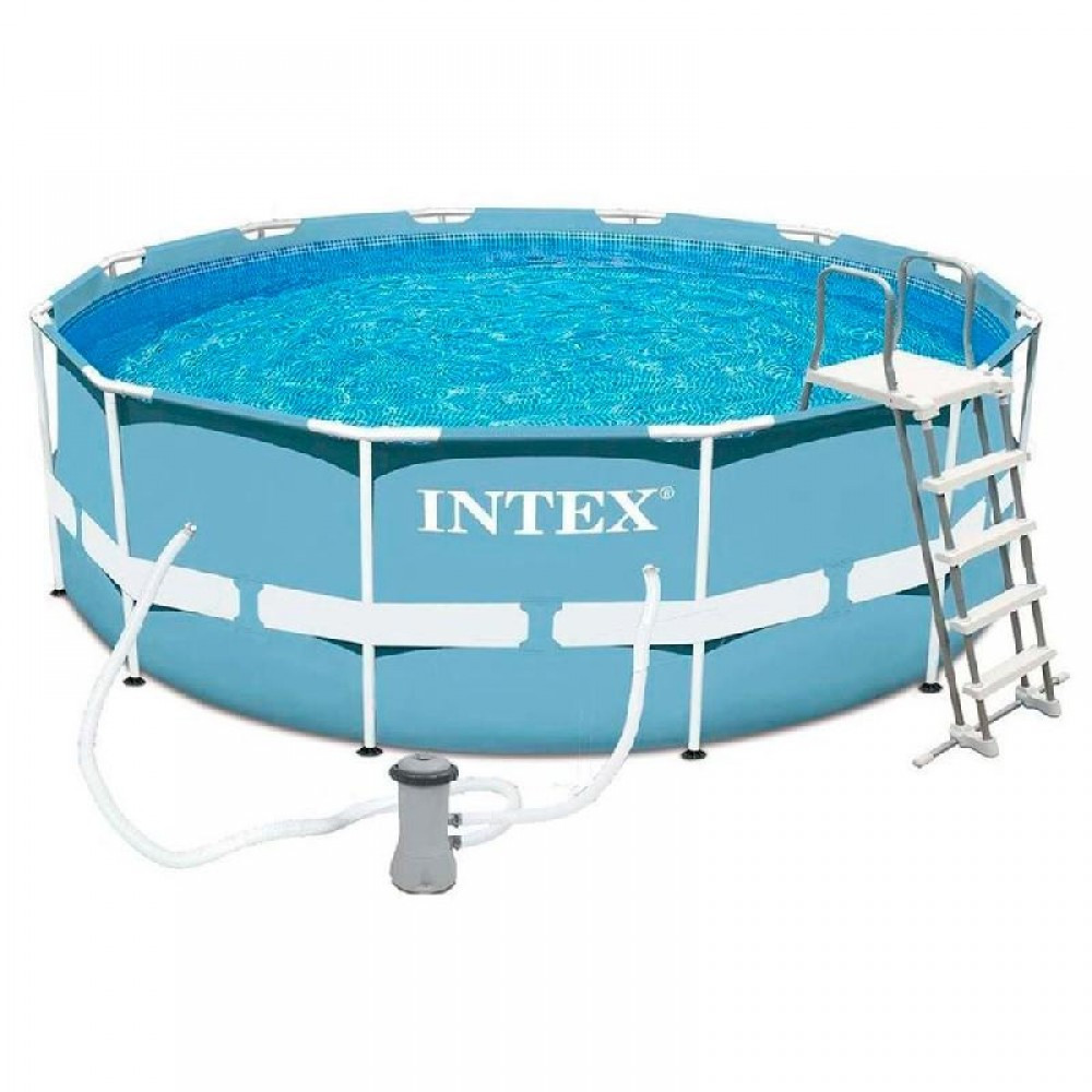 Бассейн каркасный 305x99 см Intex 26706 NP