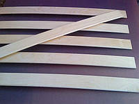Кроватные Буковые ламели 700х53х8  мм, фото 1