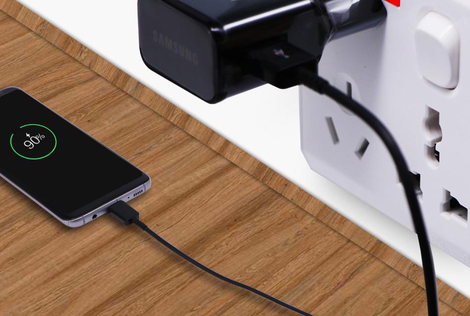 Кабель зарядки Data cabel 1m для Samsung S9 S8 S9 плюс