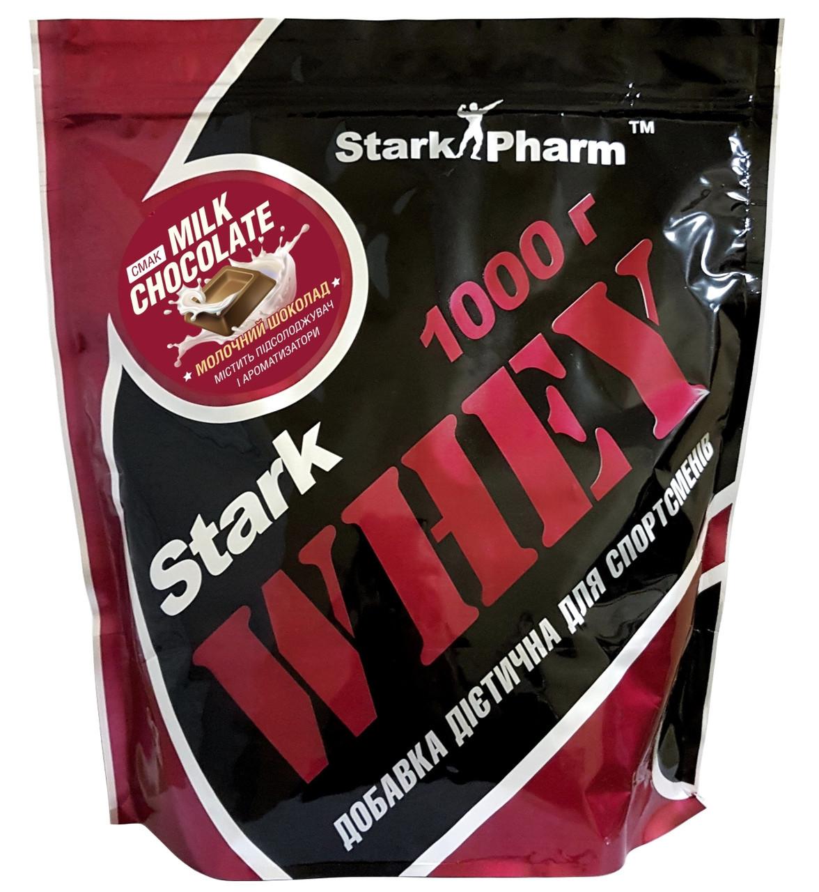 Протеїн Stark Pharm Whey Protein 1000 g